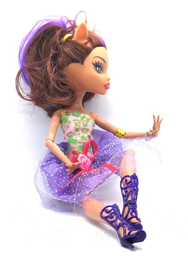 Куклы Monster High Монстер Хай серия Monster Elves набор 3 шт. TOY009