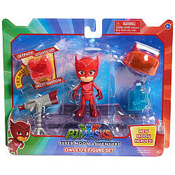 Герои в масках Оригинал Аллет PJ Masks Super Moon Adventure Owlette