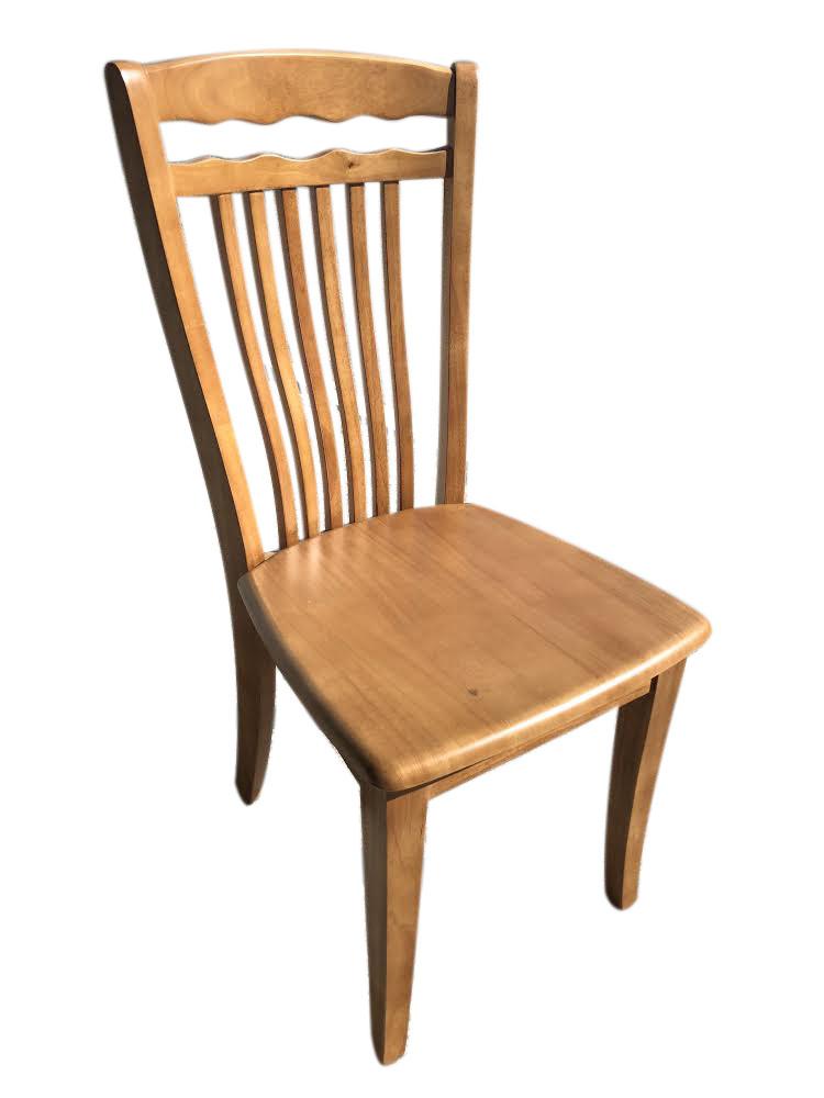 Деревянный стул HC 18, цвет ольха