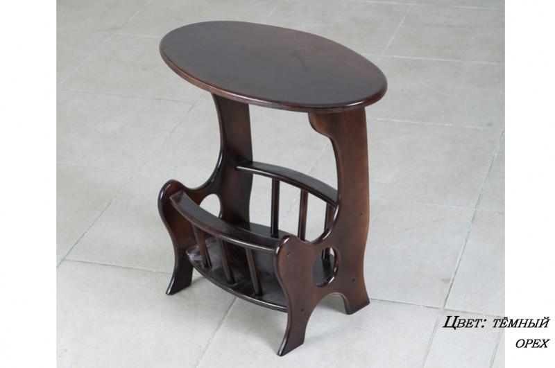 Столик газетниця з масиву.Меблі для дому.