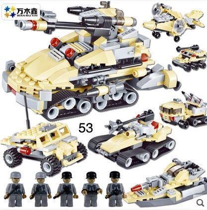 Фигурки 23 в 1 swat спецназ военнослужащие солдаты лего Lego BrickArms