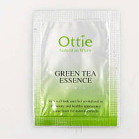 Пробник эссенции для лица с зеленым чаем Green Tea Essence Ottie