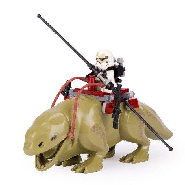 Dewback Star Wars Рососпинник Звёздные войны