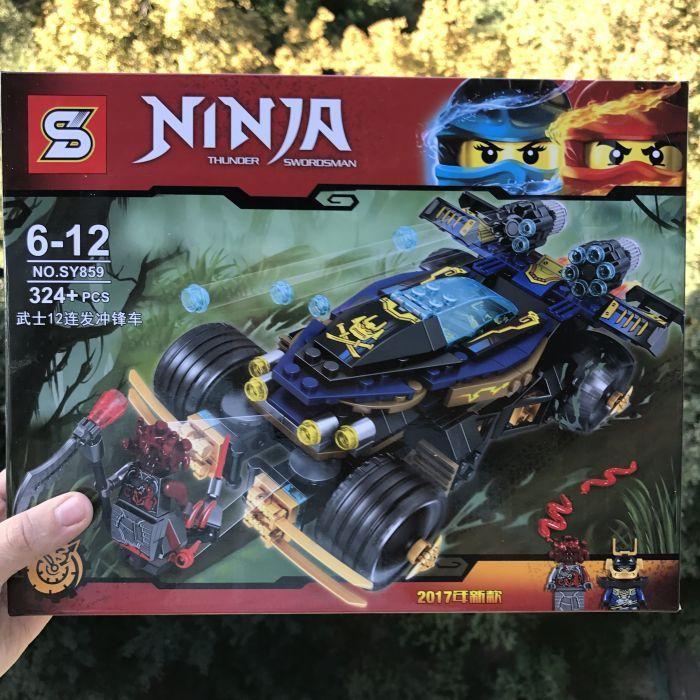 """Конструктор Ниндзяго """"Самурай VXL"""" SY859 Лего 70625 ninjago"""