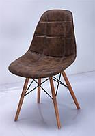 Стул Paris fabric brown