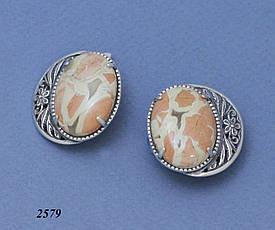 Кольцо из серебра с яшмой ., фото 2