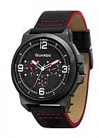 Мужские наручные часы Guardo P11367 BBB