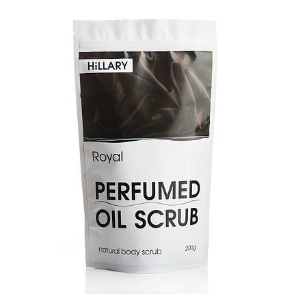 Скраб Perfumed Oil Scrub ROYAL HiLLARY , 200 гр, фото 2