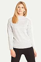 Жіночий светр в полоску