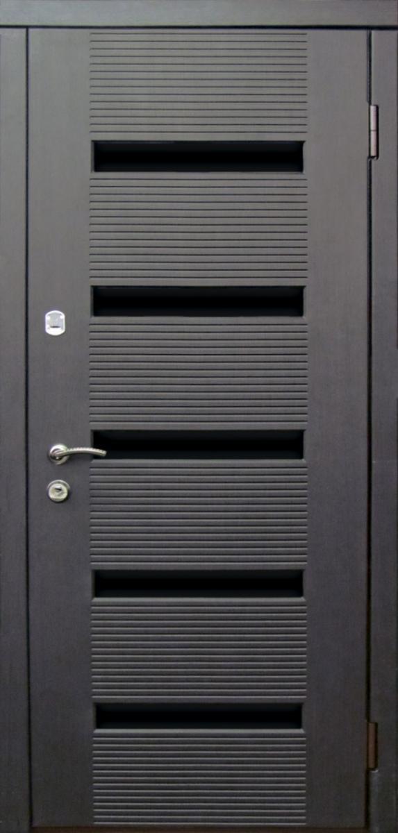 Входные двери Редфорт Монако венге замки Kale