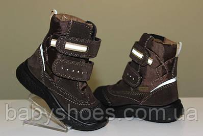 Детские мембранные ботинки Tigina Тигина р.22-27, F-5