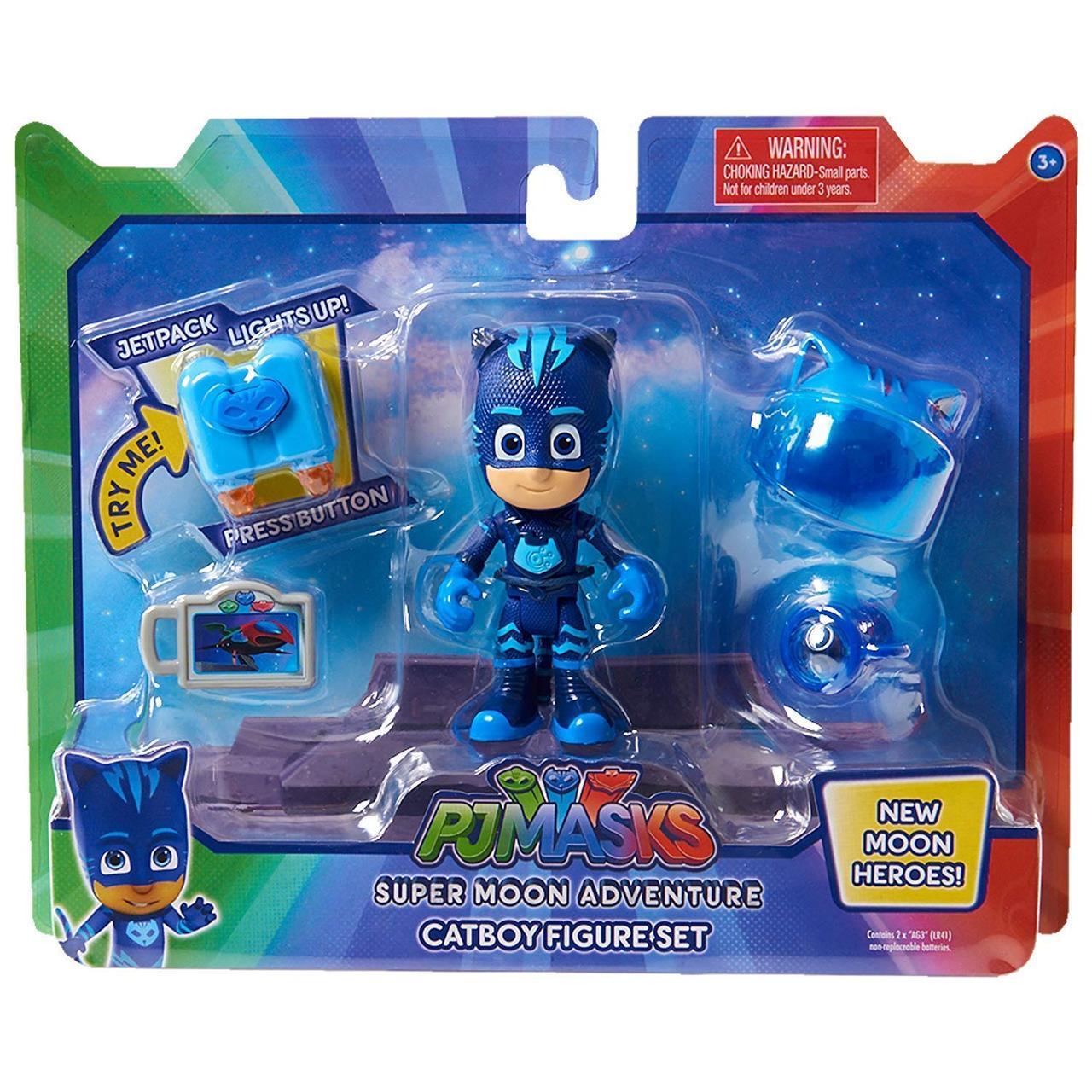 Герои в масках Оригинал Кэтбой PJ Masks Super Moon Adventure Catboy