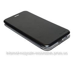 Чехол книжка Samsung J810/J8 2018 черная G-Case