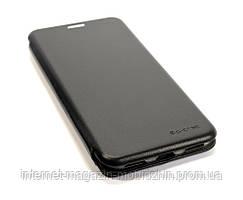 Чехол книжка Meizu M6T черная G-Case