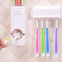 Держатель для зубных щеток и пасты
