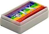 Аквагрим Diamond FX cплит кейк 28 g Радуга