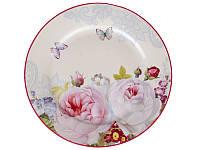 Набор из двух тарелок Пион по 19 см 924-410