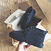Мужские зимние ботинки угги UGG Australia Neumel Blue синие, реплика