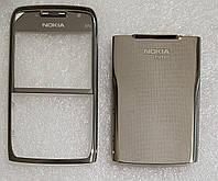 Корпус для Nokia E71 silver