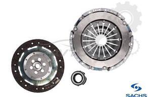 Комплект сцепления (замена с 3000 970 001) AUDI A3, SEAT ALTEA, SKODA OCTAVIA II, VW PASSAT 3000 970 036 SACHS