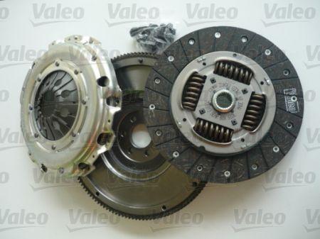 Маховик+ комплект сцепления AUDI A3, FORD GALAXY, SKODA OCTAVIA I, VW BORA 835050 VALEO