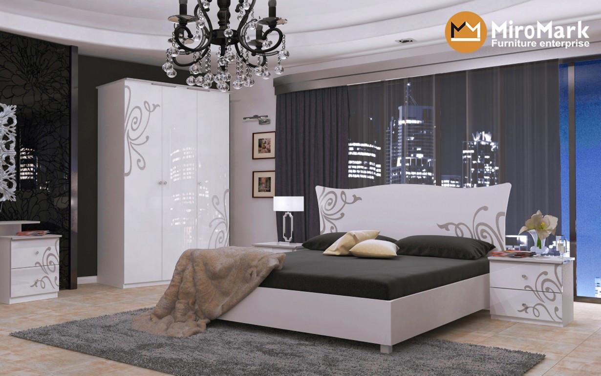 Кровать Богема с механизмом 160х200 см. МироМарк