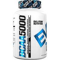 BCAA аминокислоты EVL Nutrition BCAA 5000 (240 капс)
