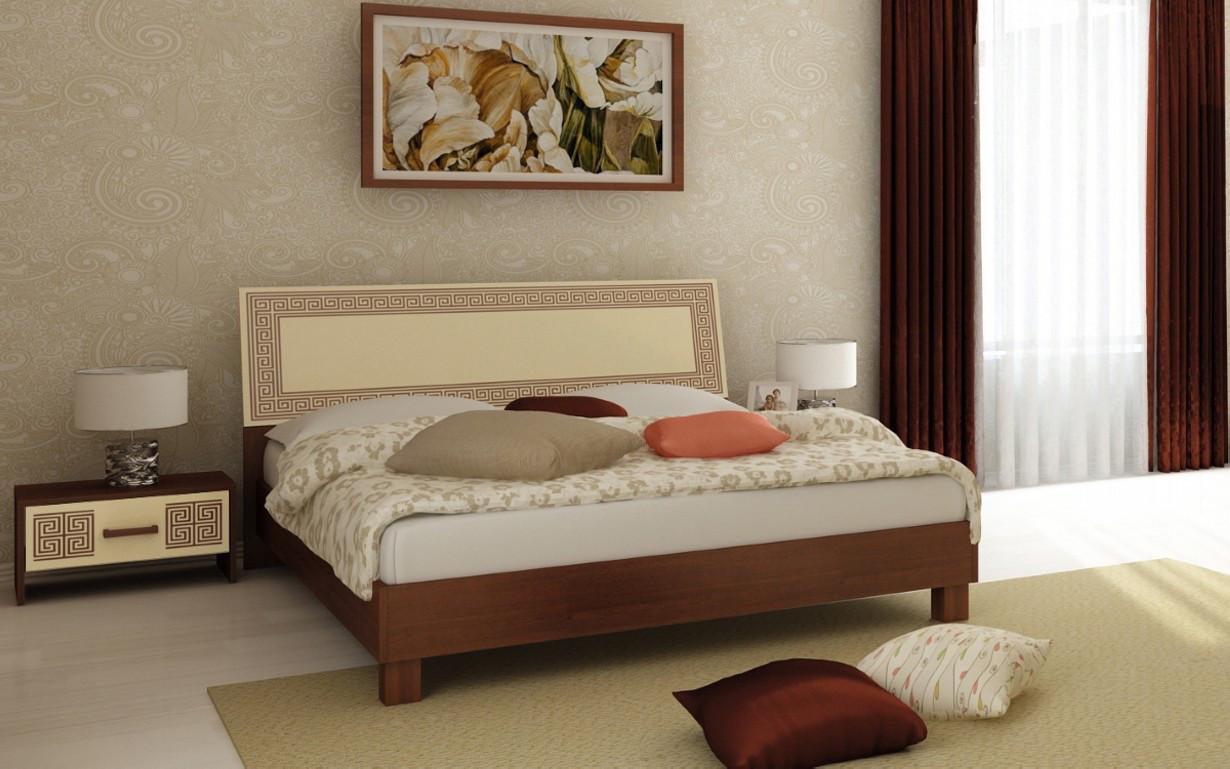 Кровать Виола с механизмом 160х200 см. МироМарк