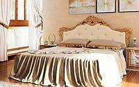 Кровать Дженнифер Мягкая спинка 160х200 см. МироМарк