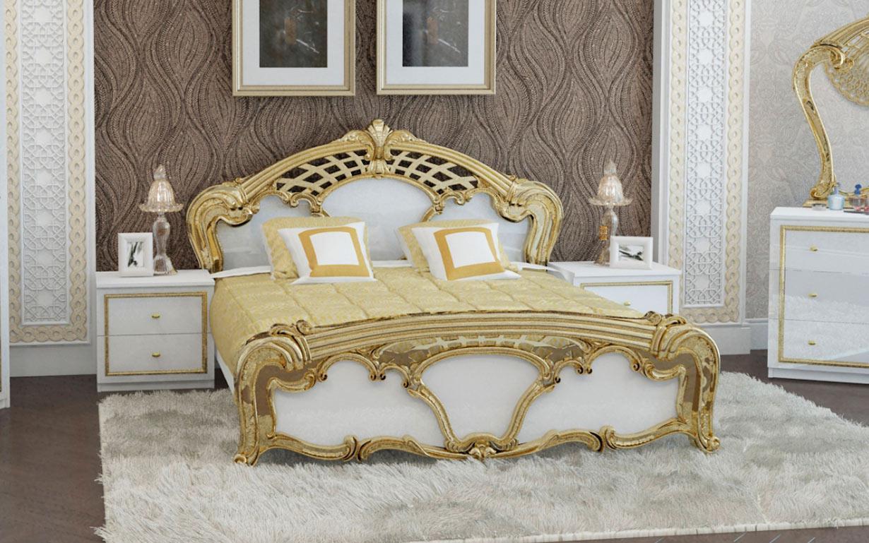 Кровать Ева 160х200 см. МироМарк
