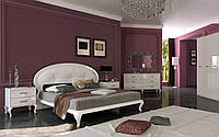 Кровать Империя Мягкая спинка 160х200 см. МироМарк