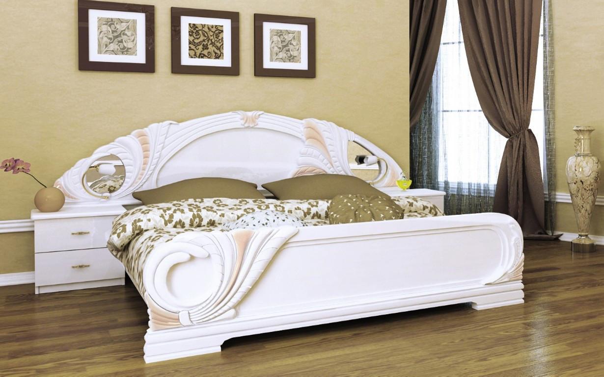 Кровать Лола 160х200 см. МироМарк