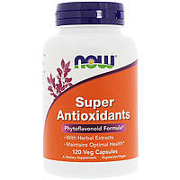 Антиоксидант NOW Foods Super Antioxidants (120 капс)