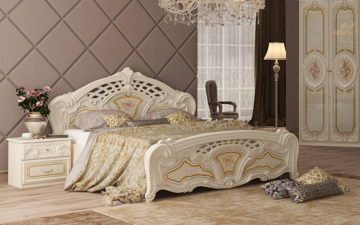 Кровать Реджина с механизмом 160х200 см. МироМарк