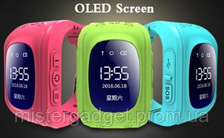 Дитячі годинники Q50 GPS Smart Baby Watch