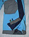 Штаны зимние для мальчика голубые (QuadriFoglio, Польша), фото 2