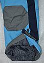Штаны зимние для мальчика голубые (QuadriFoglio, Польша), фото 3