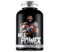 Жиросжигатель Iron Addict Will Power (60 капс)
