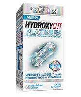 Жиросжигатель MuscleTech Hydroxycut Platinum (60 капс)
