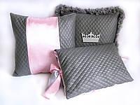 Коллекция декоративных подушек Серебряная корона современности, фото 1