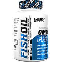 Комплекс незаменимых жирных кислот EVL Nutrition Fish Oil(60 капс)