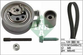 Комплект ремня ГРМ AUDI A3, AUDI A4, SKODA FABIA I, VW BORA 530 0091 10 INA