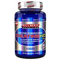 Креатин Allmax Nutrition Creatine HCl (90 капс)