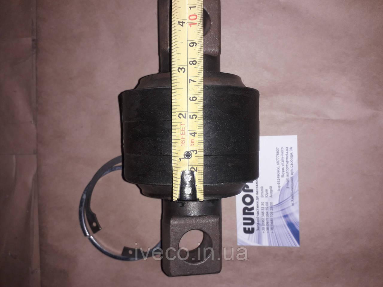 93162288 Сайлентблок реактивной тяги Ивеко Тракер Iveco Trakker