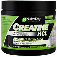 Креатин Nutrakey Creatine HCL 125 порц. (187,5 г)