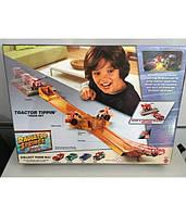 Набор, трек Tractor Tippin Track Set, Disney, Cars 3
