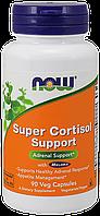 Препарат для стабилизации уровня кортизола NOW Foods Super Cortisol Support (90 капс)