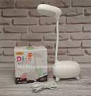Детская настольная LED лампа Remax Deer LED Lamp RT-E315 с аккумулятором. Портативная Led лампа детская, фото 8