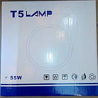 Лампа люминесцентная кольцевая T5 55W
