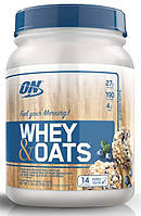 Протеин Optimum Nutrition Whey & Oats 14 порц. (700 г)